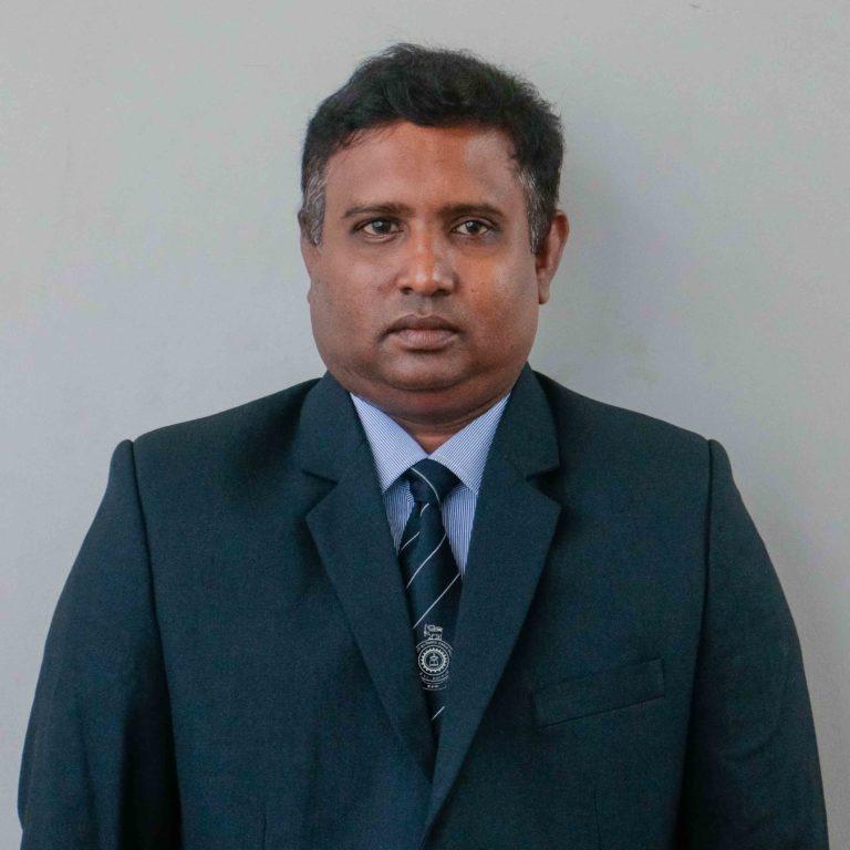 Mr. M.A.S. Madurapperuma