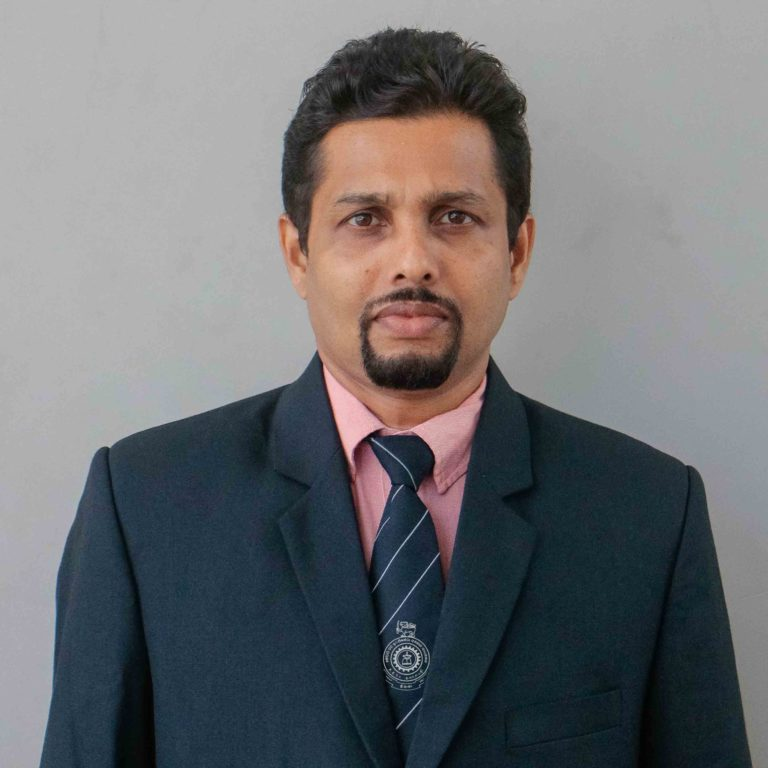 Mr. P.G.R Upul