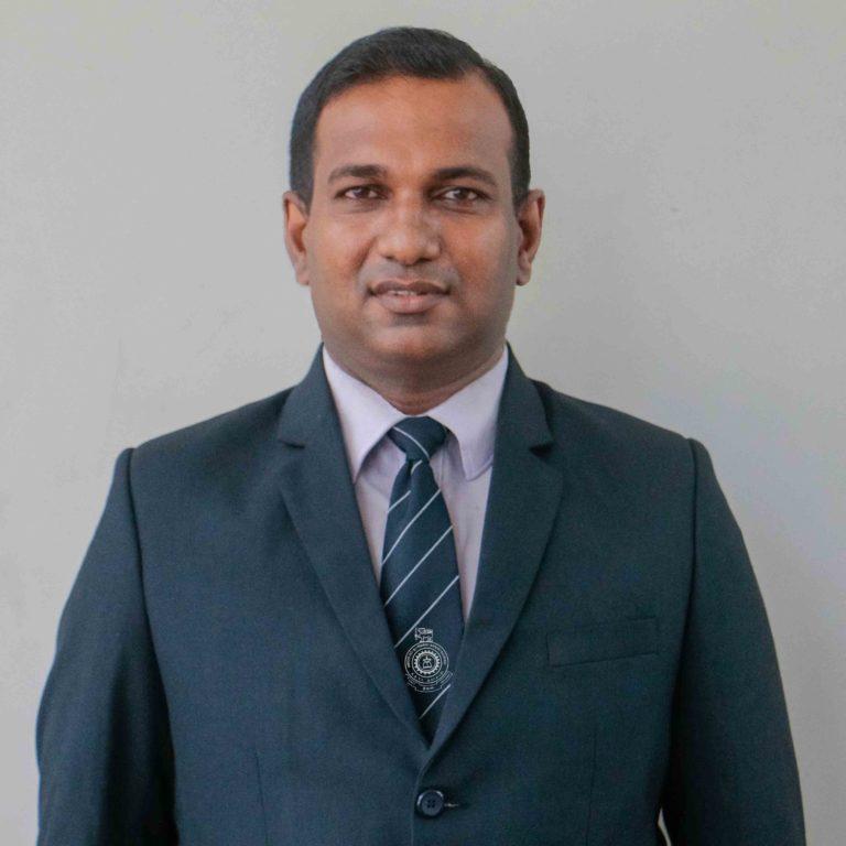 Mr. W.M.D.D. Dayananda
