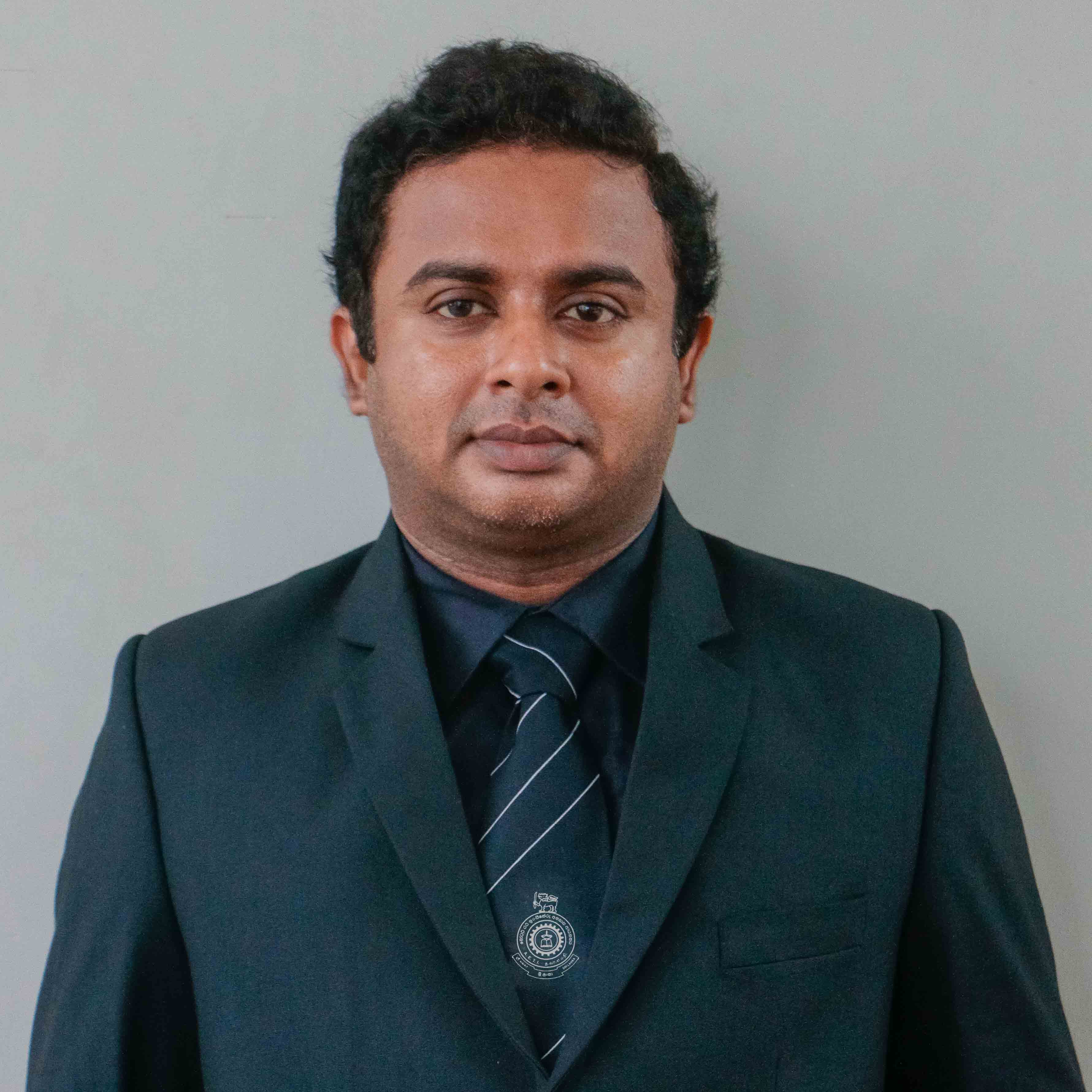 Mr. D.S.B. Ratnayake (Deputy Principal Industrial Training)