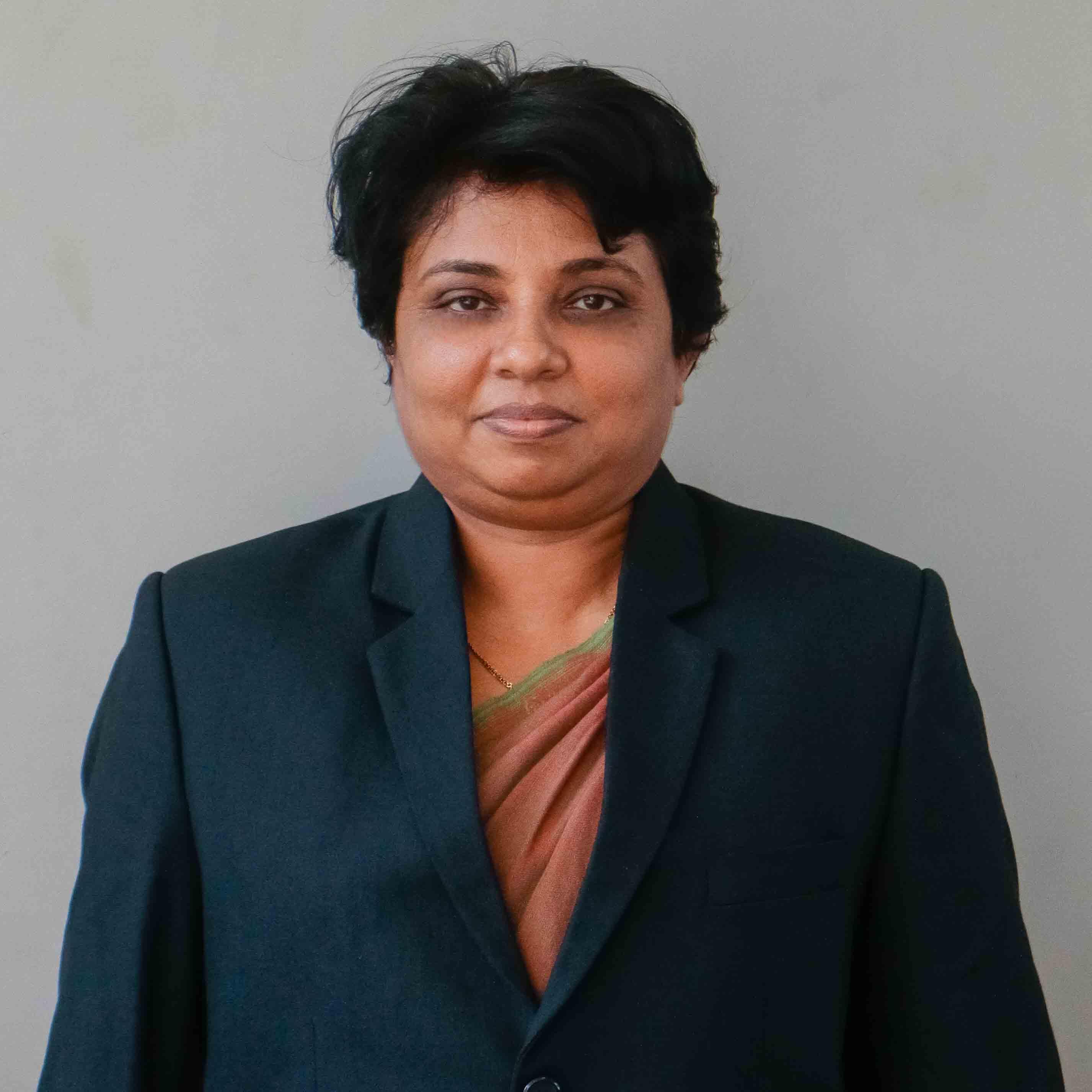 Mrs. H.N. Deepthi Kumari (Director Principal)
